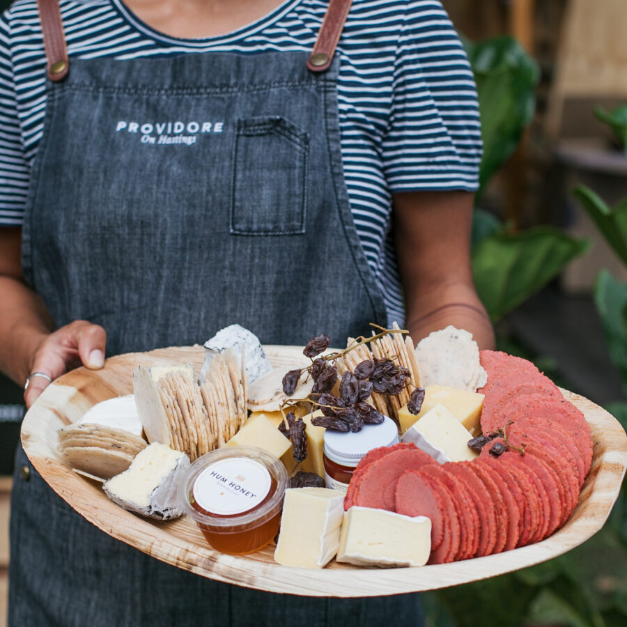 Wine-Down: Create Your Own Cheeseboard at Providore on Hastings